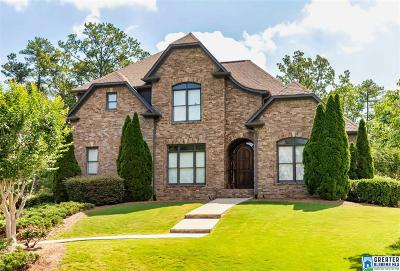 Hoover Single Family Home For Sale: 825 Aberlady Pl