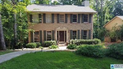 Riverchase Single Family Home For Sale: 740 Dividing Ridge Dr
