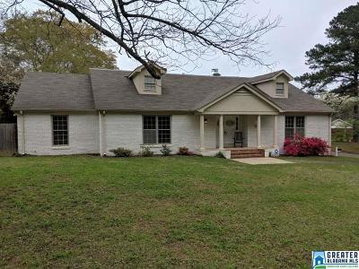 Single Family Home For Sale: 300 W Clay St