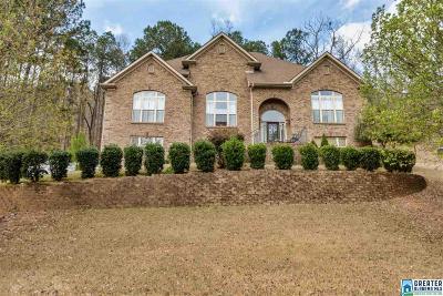 Pelham Single Family Home For Sale: 1429 Stoneykirk Rd