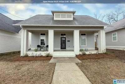 Birmingham Single Family Home For Sale: 225 59th St S