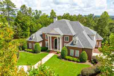Vestavia Hills Single Family Home For Sale: 7415 Ridgecrest Court Rd