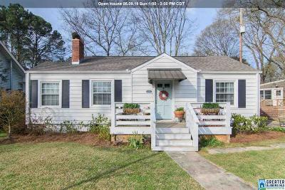 Homewood Single Family Home For Sale: 204 Theda St