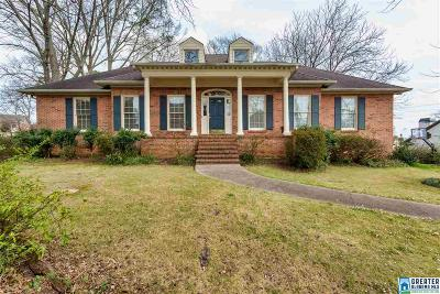 Vestavia Hills Single Family Home For Sale: 2015 Vestavia Dr