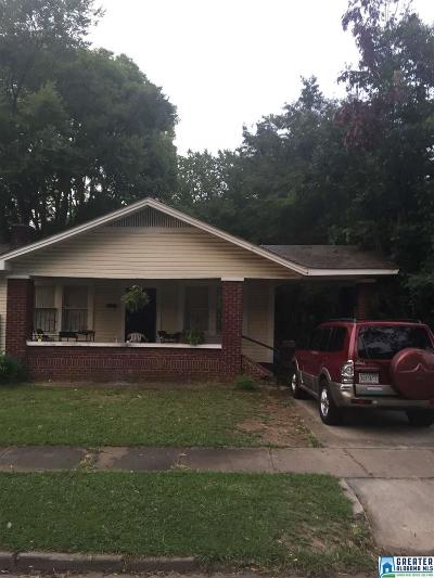 Birmingham Single Family Home For Sale: 117 67th Pl N