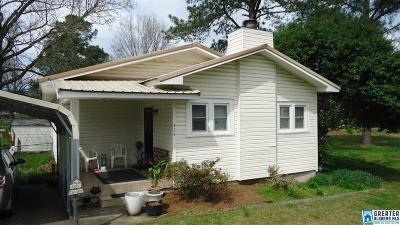 Oxford AL Single Family Home For Sale: $67,500