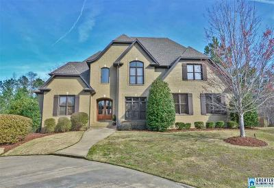 Hoover Single Family Home For Sale: 1308 Deerhurst Ct