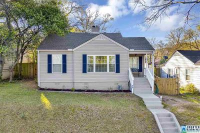 Birmingham Single Family Home For Sale: 4767 7th Ct S