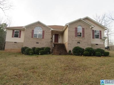 Single Family Home For Sale: 2697 Chinnabee Rd