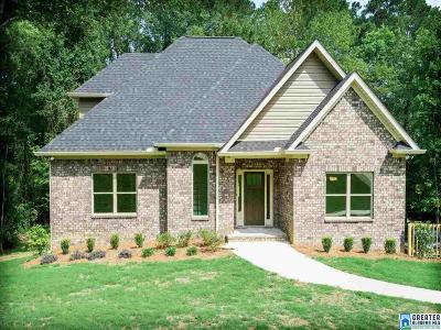 Trussville Single Family Home For Sale: 6717 Scooter Dr