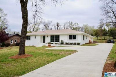 Vestavia Hills Single Family Home For Sale: 213 Erwin Cir
