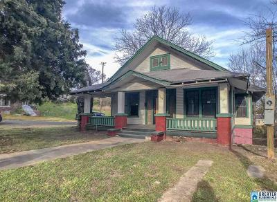 Birmingham Single Family Home For Sale: 1169 13th St N