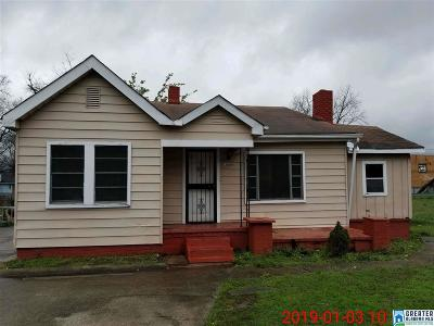 Single Family Home For Sale: 3800 Ellis Ave SW