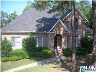 Single Family Home For Sale: 512 Hillock Trc