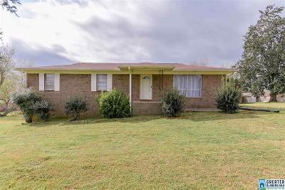 Bessemer Single Family Home For Sale: 1524 Oak Ln