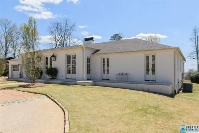 Vestavia Single Family Home For Sale: 2409 Chestnut Rd