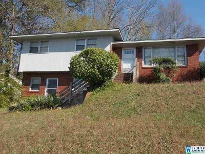 Anniston Single Family Home For Sale: 2901 McClellan Blvd