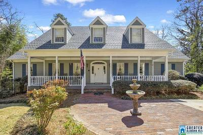 Irondale Single Family Home For Sale: 3119 Old Ivy Rd