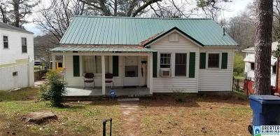 Anniston Single Family Home For Sale: 2704 Old Quintard Ave