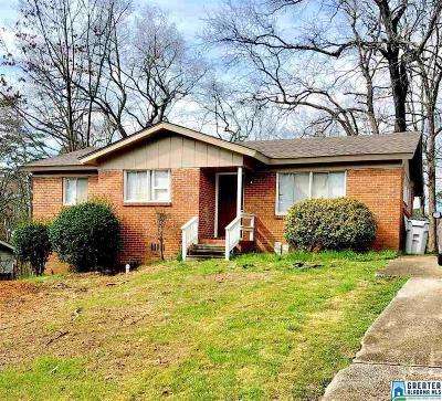 Birmingham Single Family Home For Sale: 424 Burgundy Dr