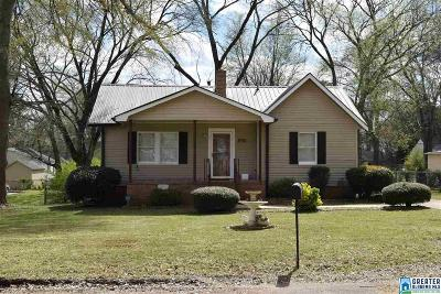 Birmingham Single Family Home For Sale: 1421 Montview Rd
