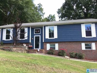 Alabaster Single Family Home For Sale: 1228 6th Ave NW