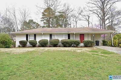 Birmingham AL Single Family Home For Sale: $149,999