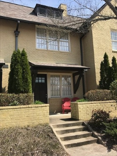 Birmingham Condo/Townhouse For Sale: 206 Barristers Ct #206
