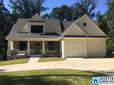 Vestavia Single Family Home For Sale: 2508 Tyler Rd
