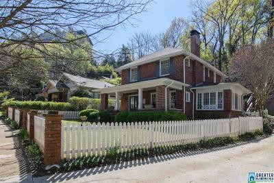 Birmingham AL Single Family Home For Sale: $449,900