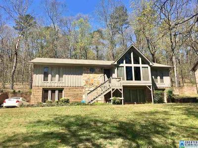 McCalla Single Family Home For Sale: 6283 Rock Mountain Lake Rd