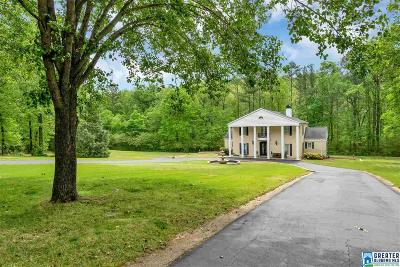 Birmingham Single Family Home For Sale: 122 Goel Rd