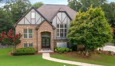 Pelham Single Family Home For Sale: 165 Wild Timber Pkwy