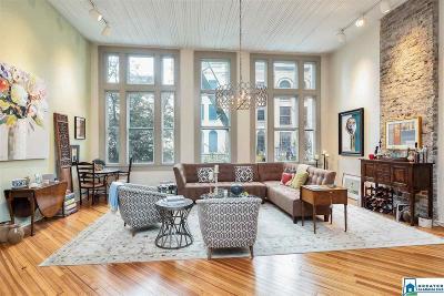 Birmingham AL Condo/Townhouse For Sale: $1,850,000