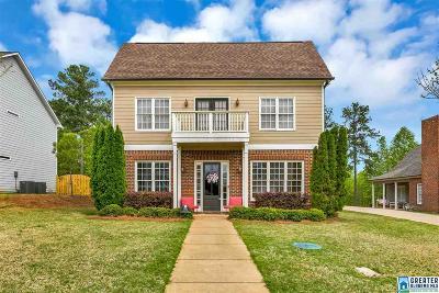 Trussville Single Family Home For Sale: 580 Lake Ridge Dr