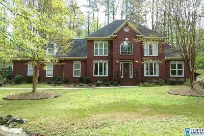 Single Family Home For Sale: 823 Riverchase Pkwy
