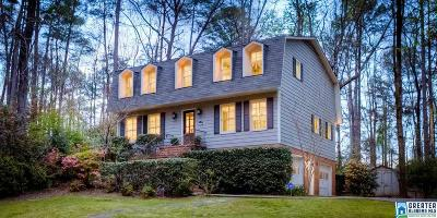 Vestavia Hills Single Family Home For Sale: 3813 River Run Trl