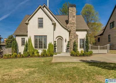 Vestavia Hills Single Family Home For Sale: 508 Eastwood Pl