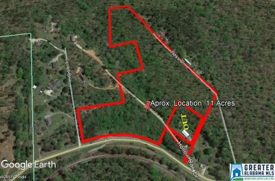 Helena Residential Lots & Land For Sale: 11 Acres Morgan Rd
