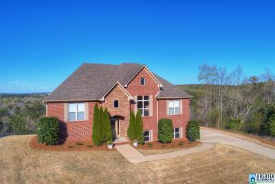 McCalla Single Family Home For Sale: 5021 Creek Bluff