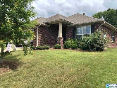Jefferson County, Shelby County, Madison County, Baldwin County Single Family Home For Sale: 229 Hillcrest Dr