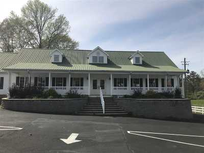 Cleburne County Commercial For Sale: 21459 Main St