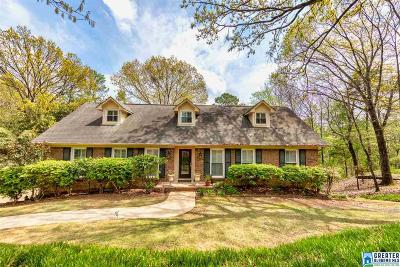 Riverchase Single Family Home For Sale: 1167 Riverchase Pkwy