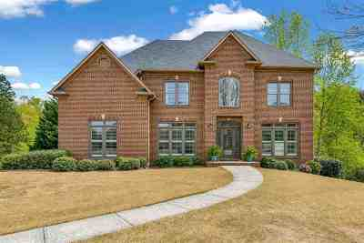 Birmingham Single Family Home For Sale: 4005 Eagle Valley Cir