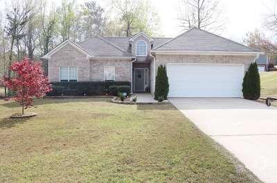 Chelsea Single Family Home For Sale: 101 Deer Ridge Dr