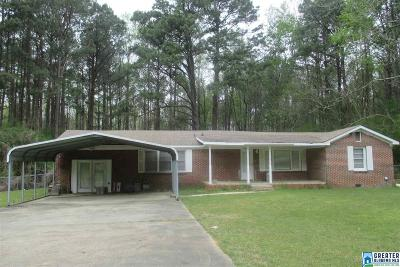 Adamsville Single Family Home For Sale: 5029 Forestwood Rd