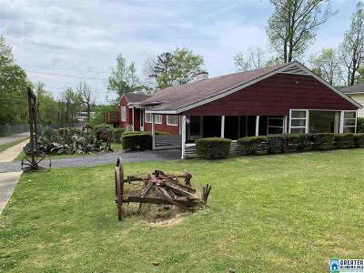 Vestavia Hills Single Family Home For Sale: 2025 Southwood Rd