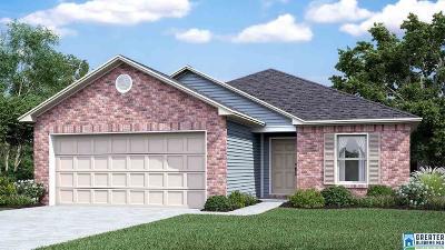 Pell City Single Family Home For Sale: 524 Fox Run Ln