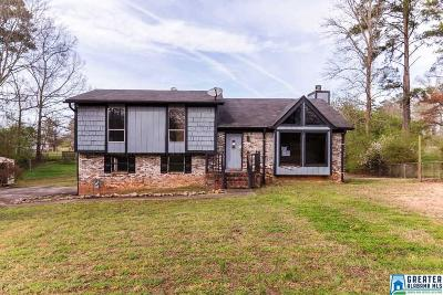 Hueytown Single Family Home For Sale: 2061 Edenwood Dr