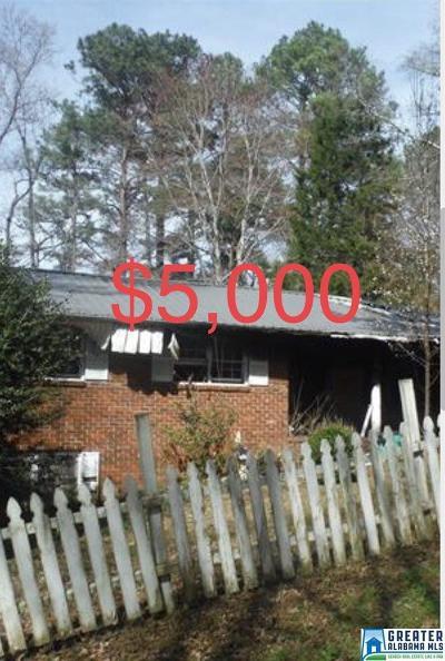 Weaver Residential Lots & Land For Sale: 906 Ridge Dr